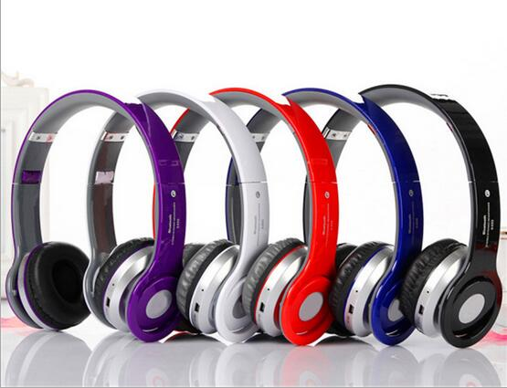 S450 bluetooth headphones
