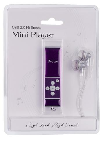 MP3 Player - Style Debbie
