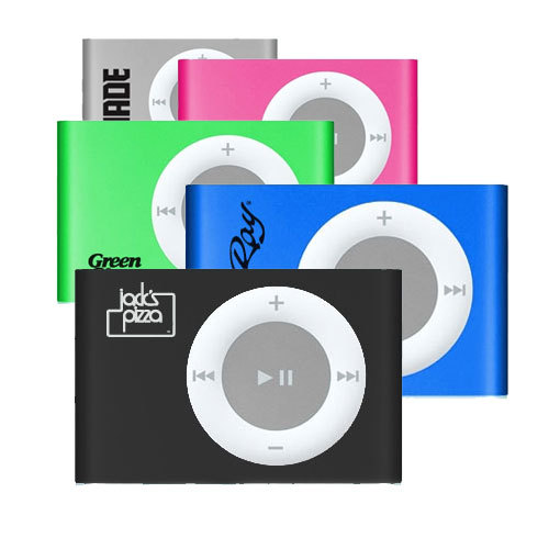 MP3 Player - Style Shuffle Clipper