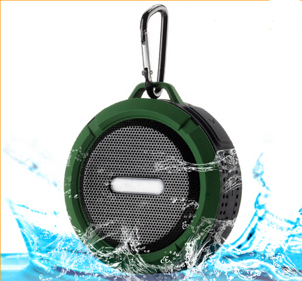 2016 Trend Products Waterproof Bluetooth Speaker Professional Outdoor Bluetooth Speaker