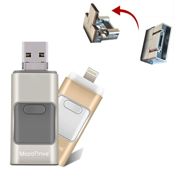 i flash drive 3 in 1 for android, iphone ipad