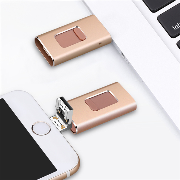 i flash drive 4 in 1 for android, iphone,ipad, type c