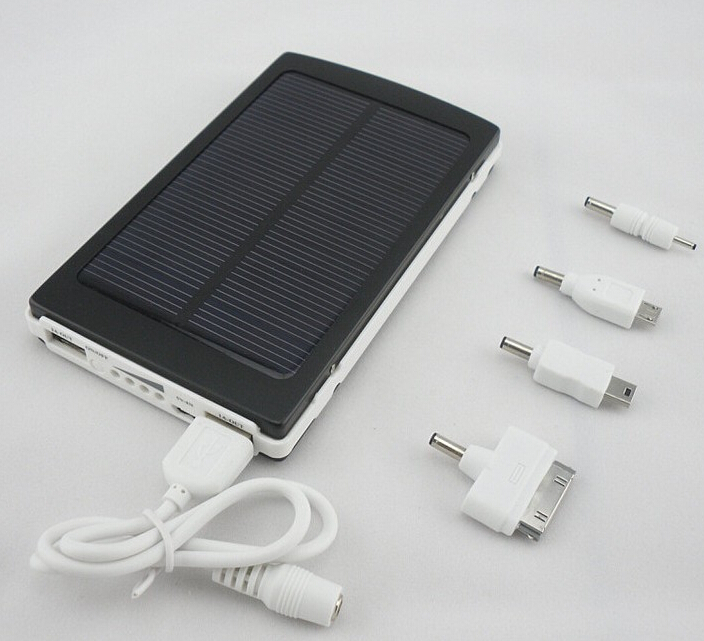 Solar Charger Power Bank 30000mAh New Portable Charger Solar Battery External Battery Charger