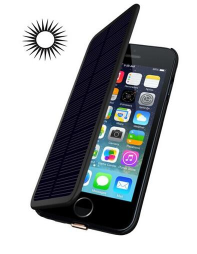 solar charger case for iphone 6 4.7 2800mah