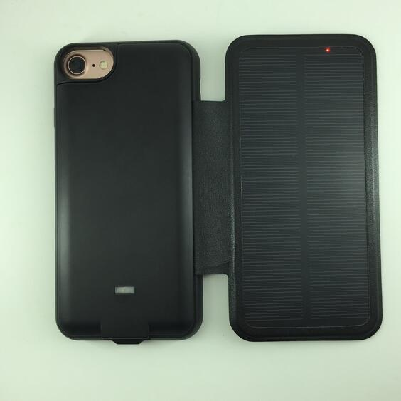 solar charger case for iphone 6  iphone 7 3000mah
