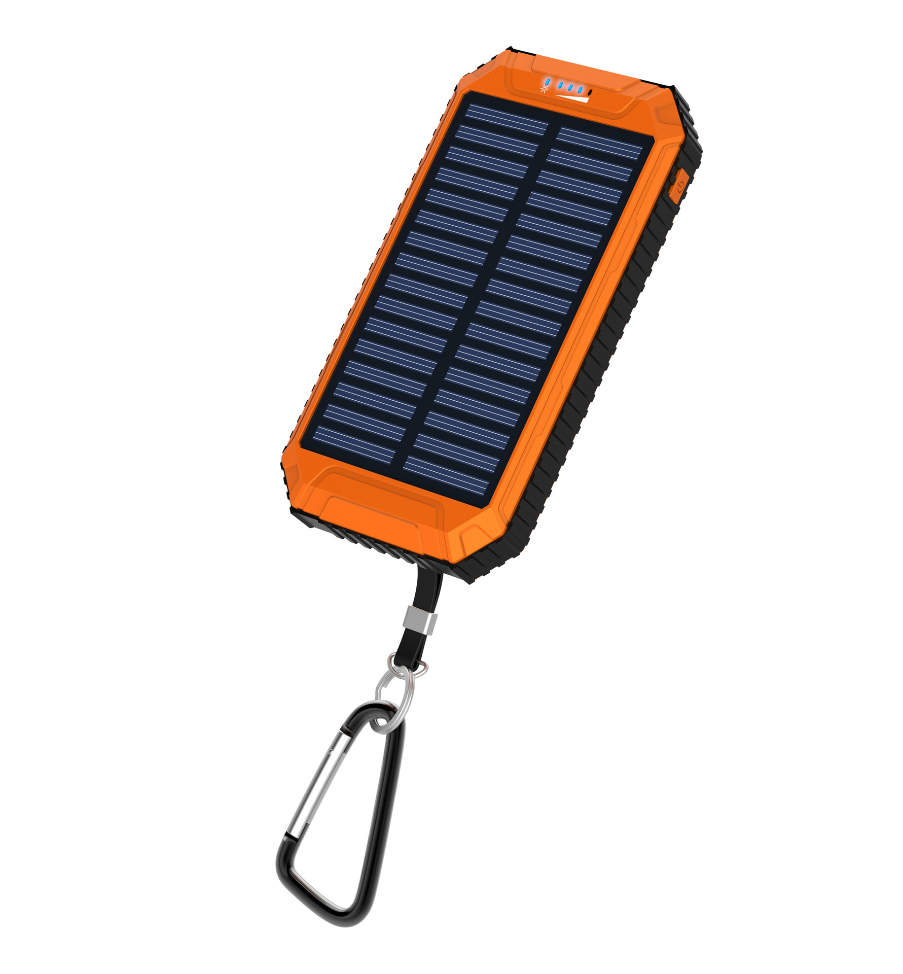 Beach Light Solar Mobile Power 15000mah