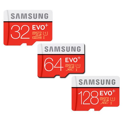 Samsung evo plus micro sd card 8gb to 256gb