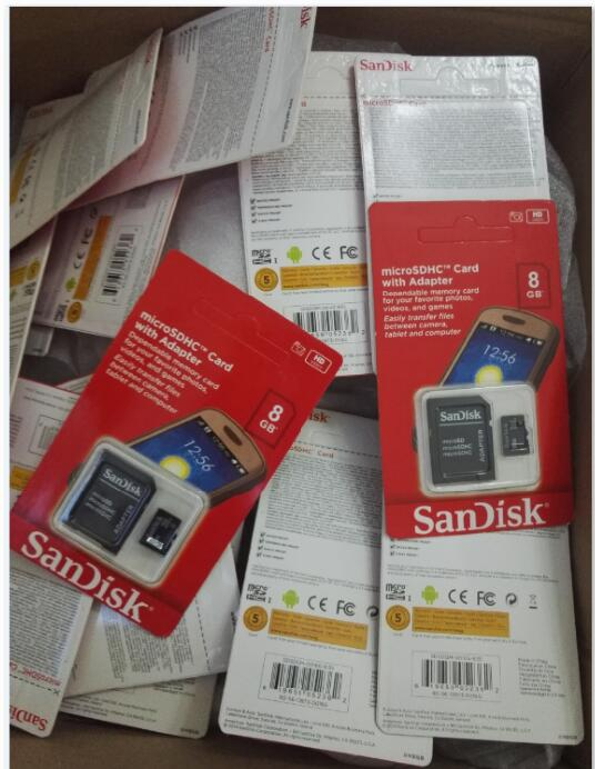 sandisk  micro sd cards 4gb to 64gb